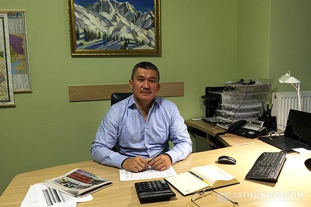 Алтынбек Мустапаев, генеральный директор «Кусто Агро»