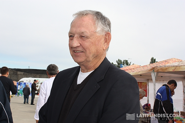 Джозеф Паркер