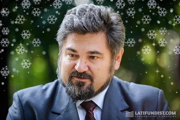 Геннадий Новиков, лидер Аграрного союза Украины