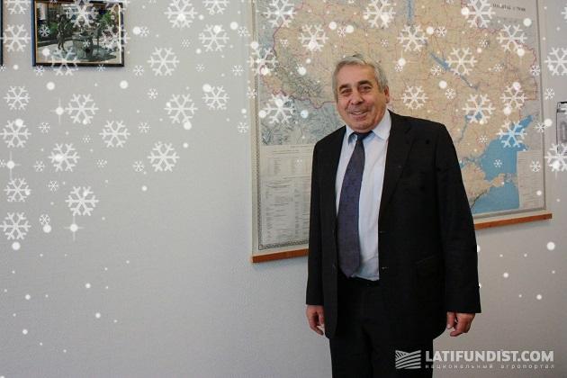 Николай Николаевич Ярчук, глава Укрсахара