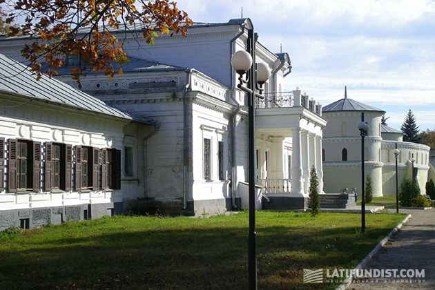 Дворец Голицыных