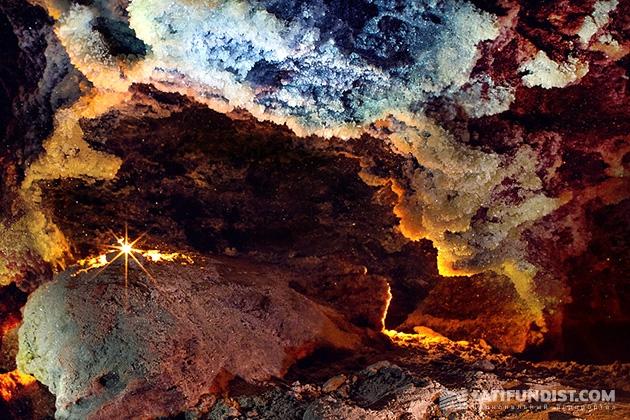 Пещера Млынка запомнится на всю жизнь