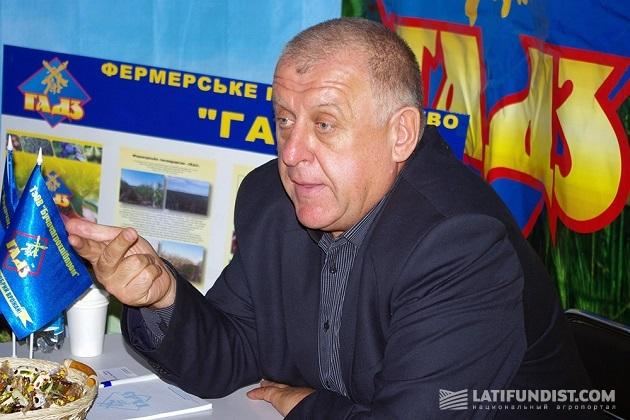 Петр Гадз, председатель наблюдательного совета ООО «Бучачагрохлибпром»