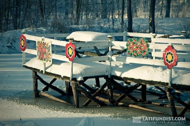 В деревне Залипье (Zalipie)