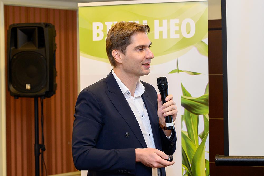Владимир Коновальчук, доктор прикладной и аграрной экономики Пенсильванского университета (Penn State University), руководитель отдела агроконсалтинга и исследований BRIDGES