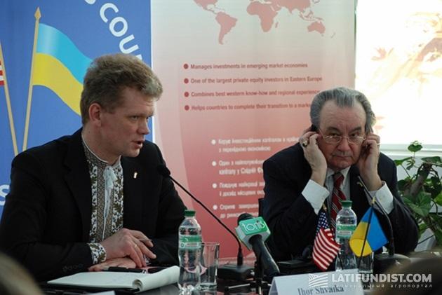 Бизнес-завтрак с членами Американско-Украинского Делового Совета