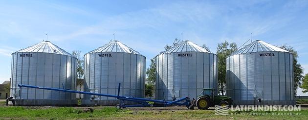 Зерновой модуль «Mobil»