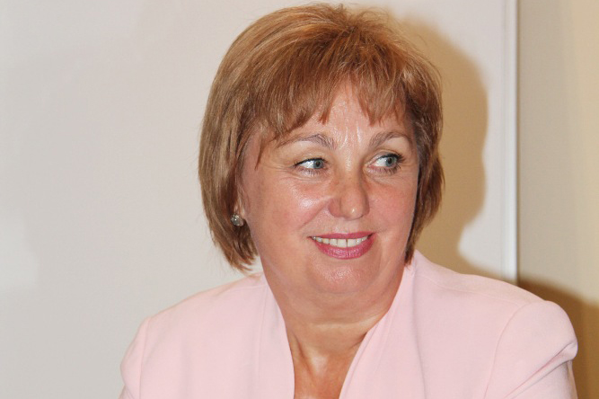 Главный технолог «Молочного альянса» Ольга Степаненко