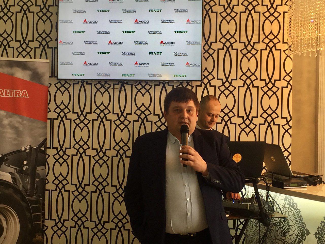 Михаил Завада, директор «Агроструктуры»