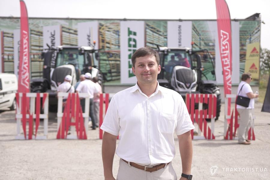 Илья Смаглецкий, генеральный директор компании «Агроспейс»