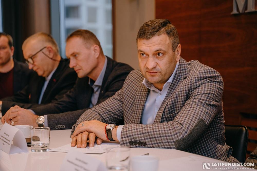 Виктор Карбивский, генеральный директор компании «Лимагрейн Украина»
