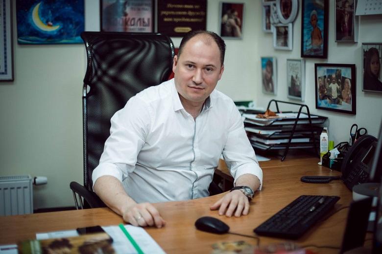 Андрей Касьян, глава агроподразделения в Украине «BASF»