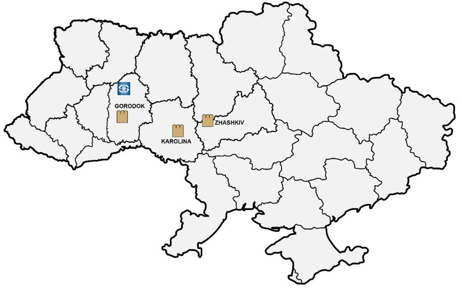 Элеваторы «Суффле Агро Украина»