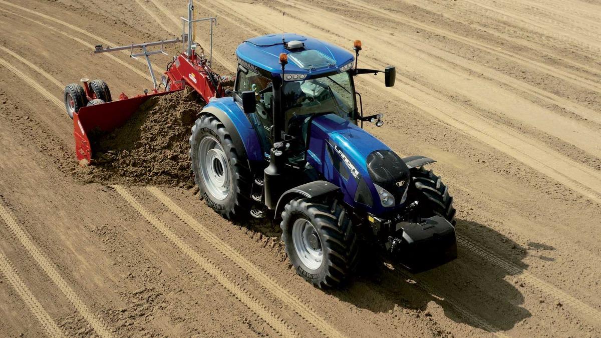 Трактор Landini 7-220