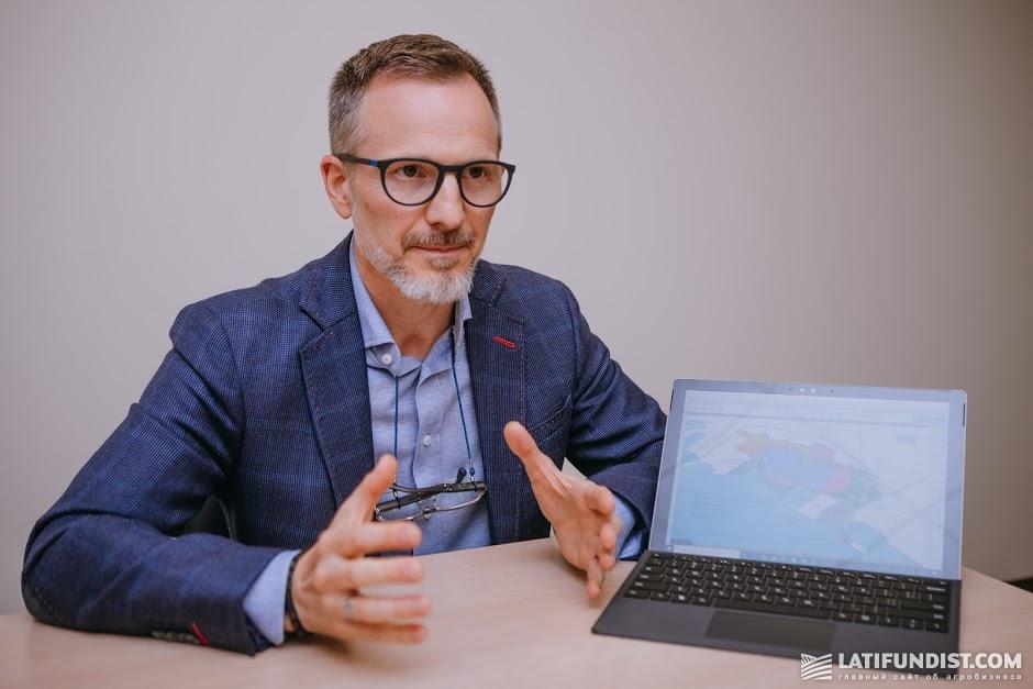 Александр Юрков, директор «Наваль Логистик»