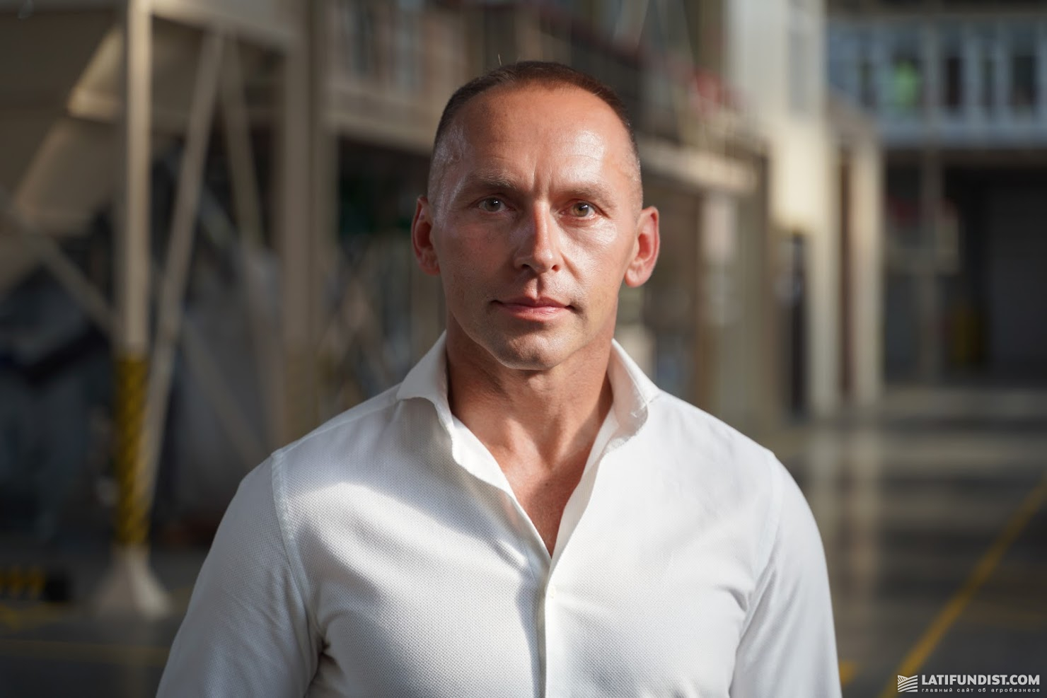 Олег Билявец, директор компании «Агрокрай»
