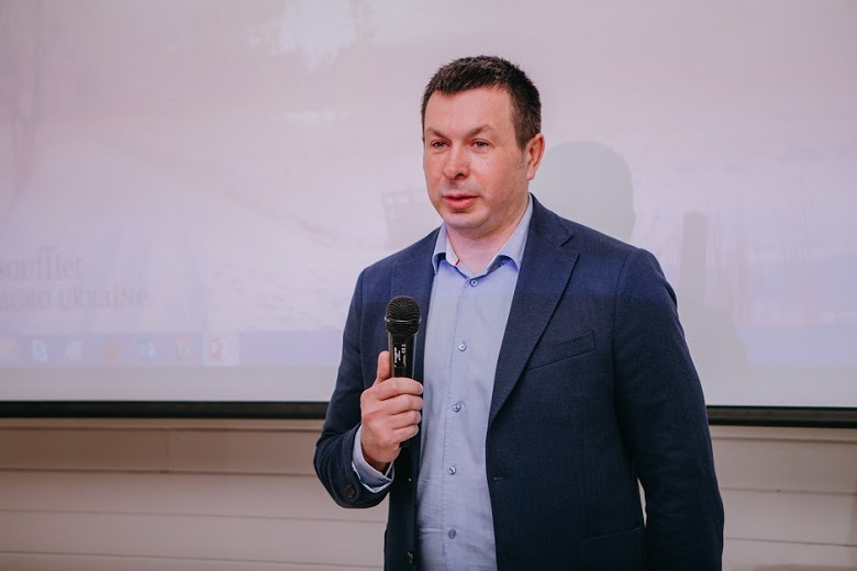 Сергей Горячий, руководитель Восточного региона «Суффле Агро Украина»