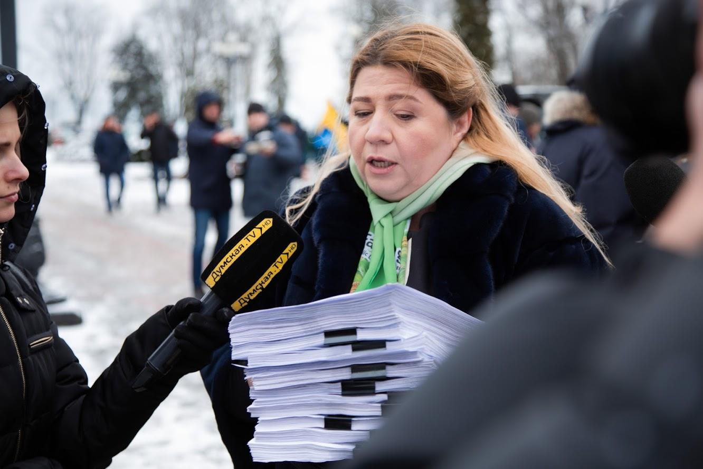 Галина Ковток, операционный директор Ukrlandfarming