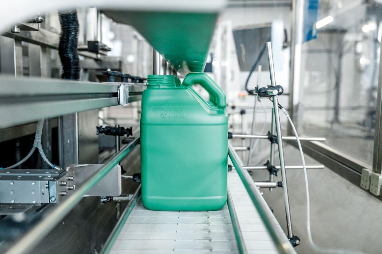 Завод ALFA Smart Agro