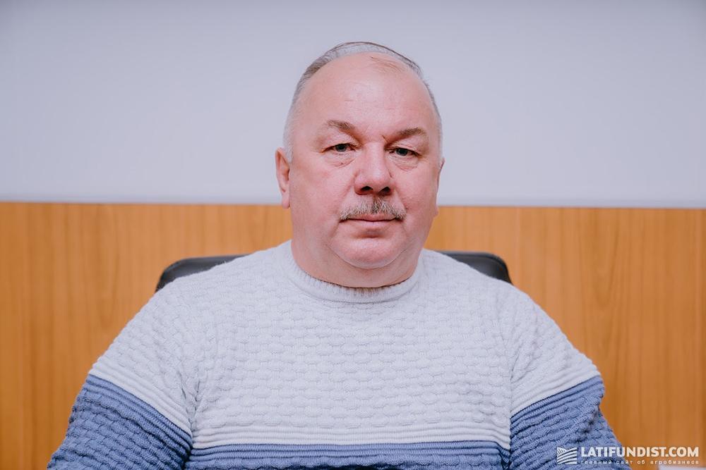Владимир Грига, глава предприятия «Грига»