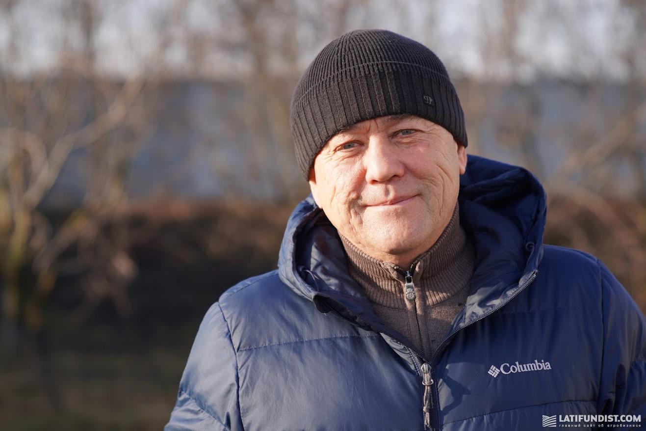 Владимир Заец, глава предприятия «Элита»