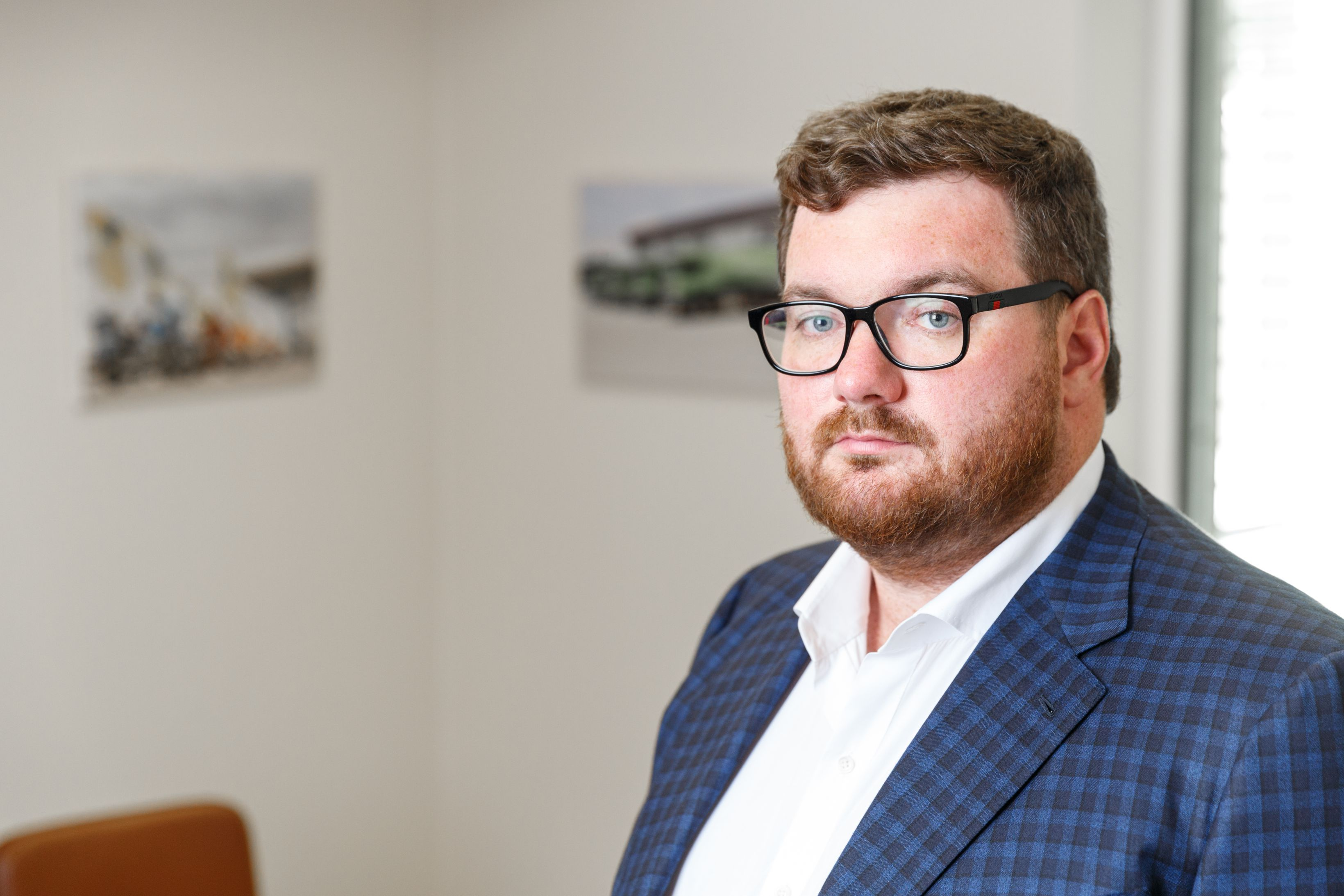 Александр Николенко, генеральный директор аграрного направления OKKO Group