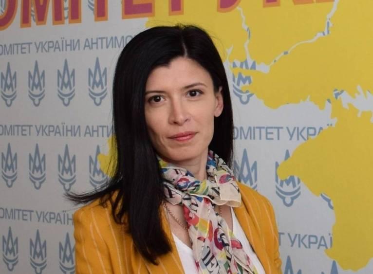 Ольга Пещанская, и.о. председателя АМКУ