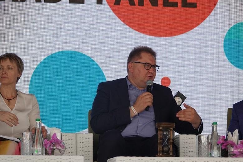Тарас Качка, заместитель министра развития экономики, торговли и сельского хозяйства Украины, торговый представитель Украины