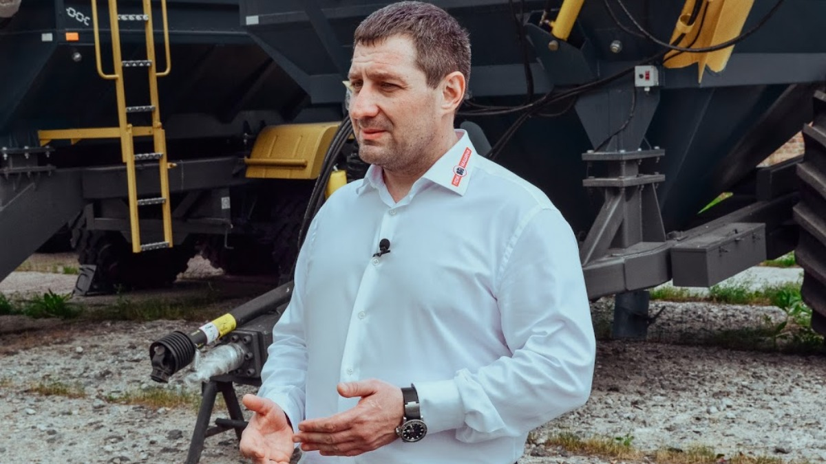 Олег Аверьянов, СЕО и основатель Egritech