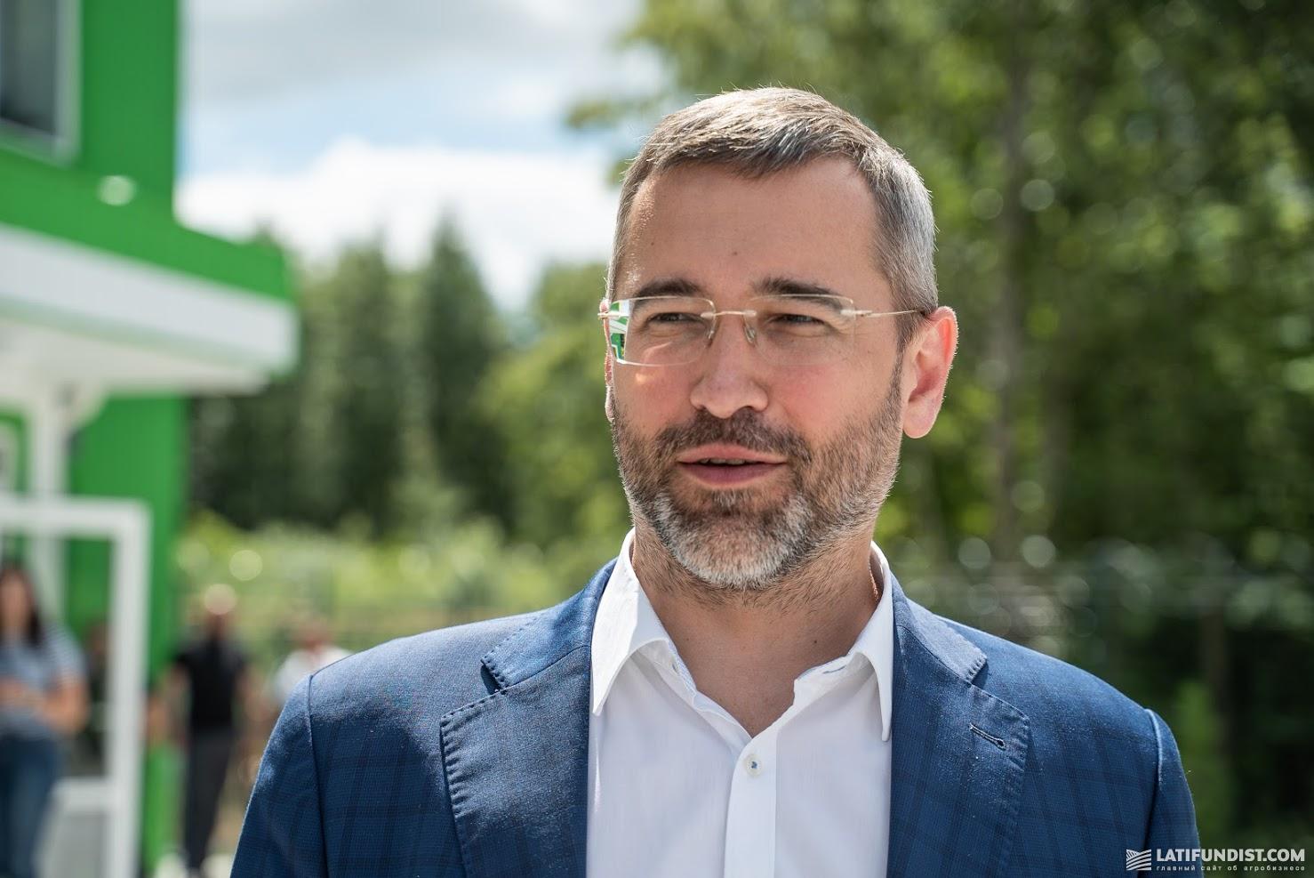 Игорь Шестопалов, глава правления A.G.R. Group