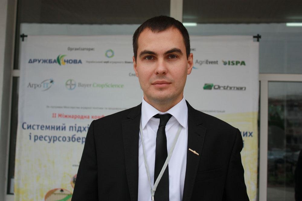 Ярослав Бойко, директор AgriLab