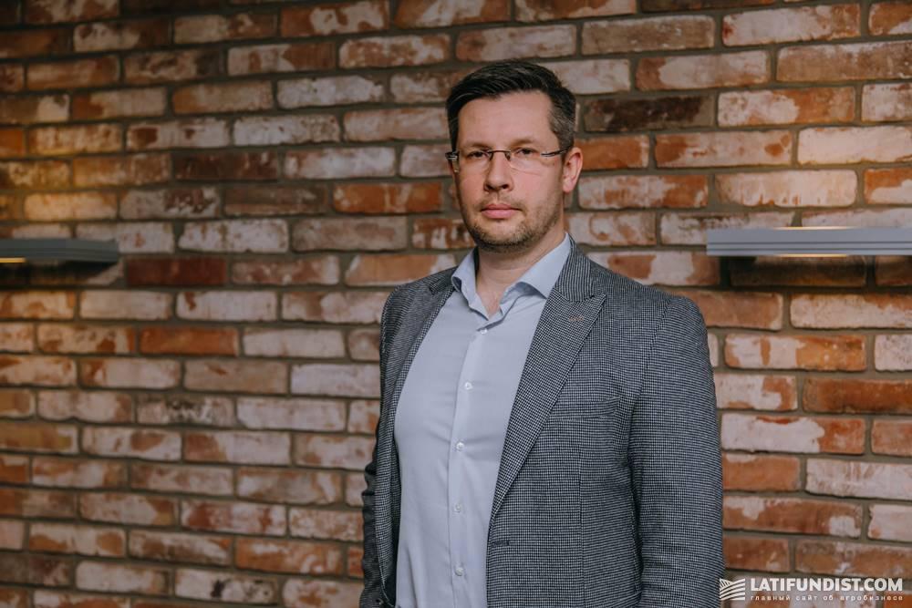 Иван Ерко, директор «ОТП АгроФабрика»