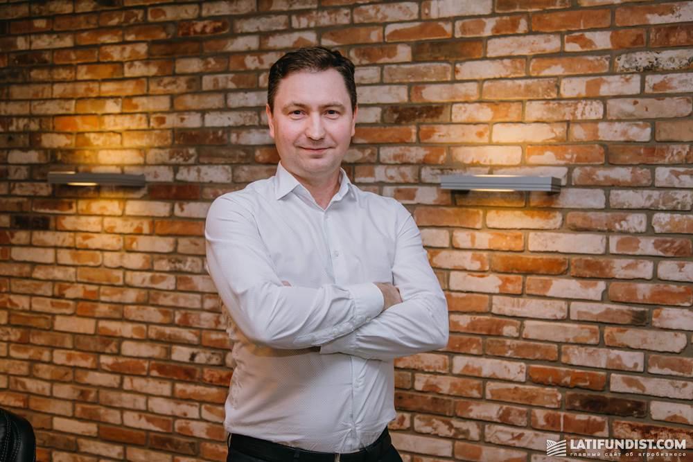 Виталий Дмитриев, директор департамента по работе с финансовыми учреждениями «Бизон-Тех