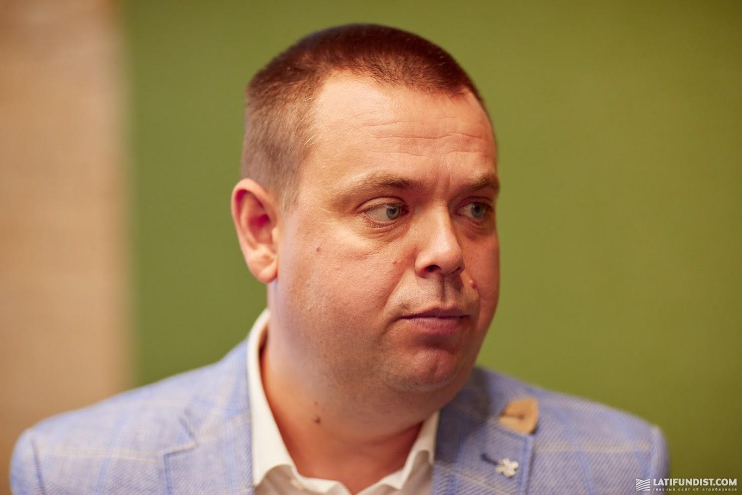 Евгений Бойко, главный ветеринарный врач МХП