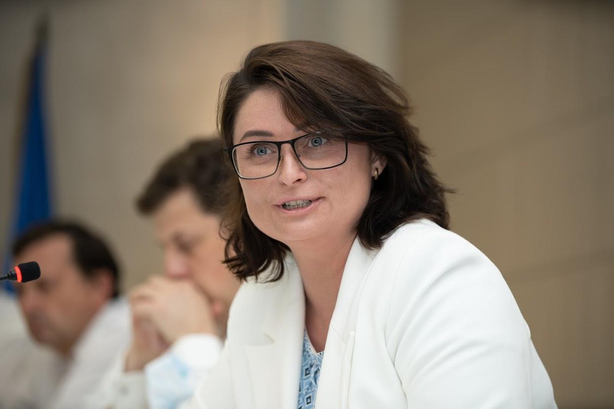 Елена Ковалева, директор УНИ непрерывного образования НУБИП Украины
