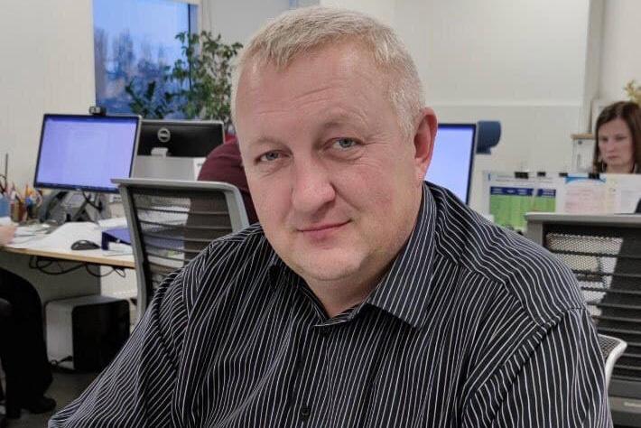 Александр Белоус, главный специалист по животноводству МХП