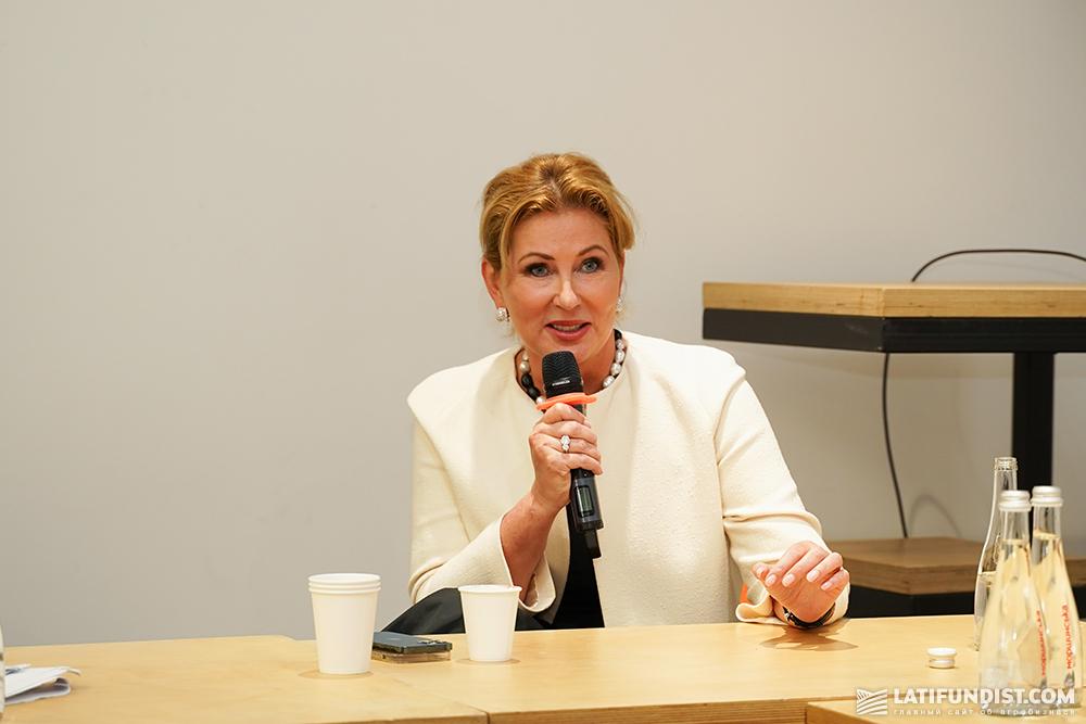 Елена Косюк, директор департамента технологии, качества и безопасности пищевой продукции МХП