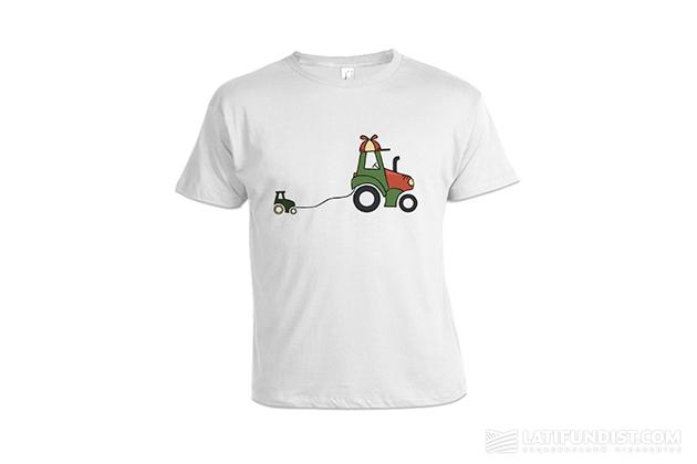 Детская футболка от Latifundist.com