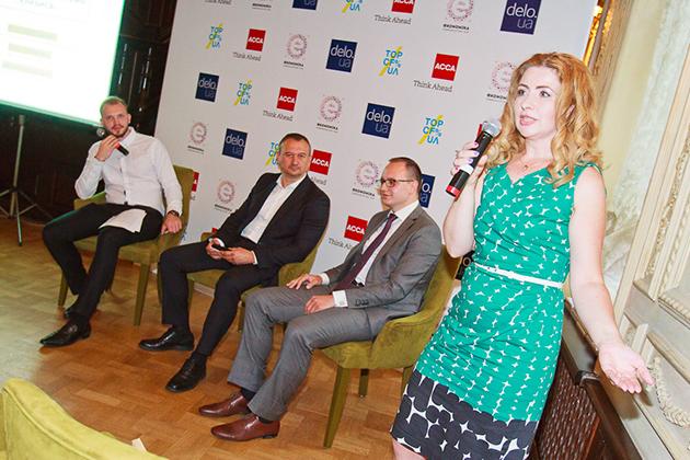 Елена Дунина вошла в ТОП 3 лучших финансовых директоров агросектора Украины