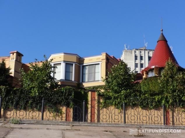 Дом Сергея Карасика