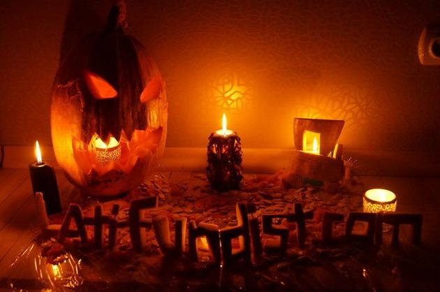 Хэллоуин 2015: Начало голосования!