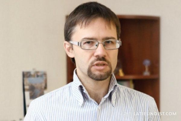 Максим Федорченко, руководитель ИРЦ «Реформирование земельных отношений в Украине»