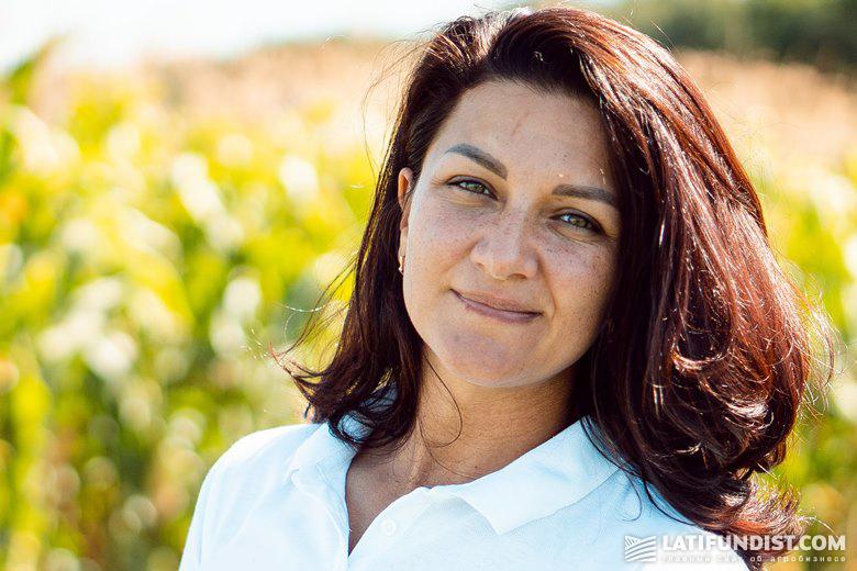 Наталья Жильникова, руководитель группы по продажам оросительных систем Valley в компании «АСА Астра»
