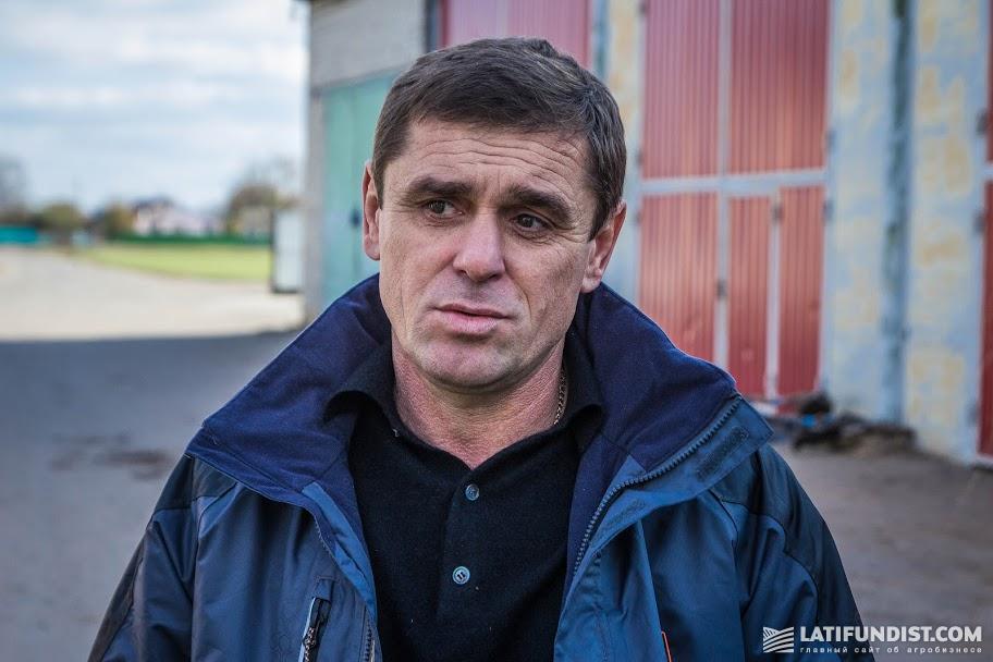 Николай Пивовар, собственник предприятия «Андреевка»