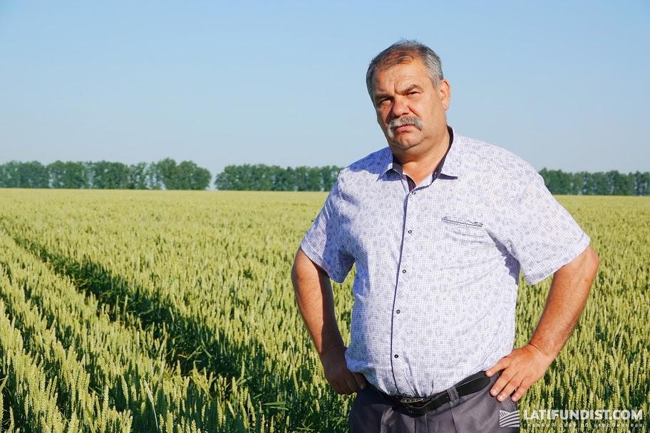 Владимир Гончар, директор хозяйства «Славутич»