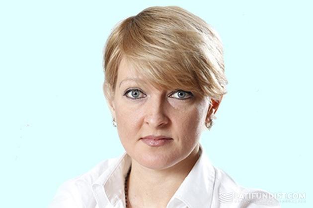 Елена Лазаренко, гендиректор группы Разгуляй, председатель Правления, член Совета директоров