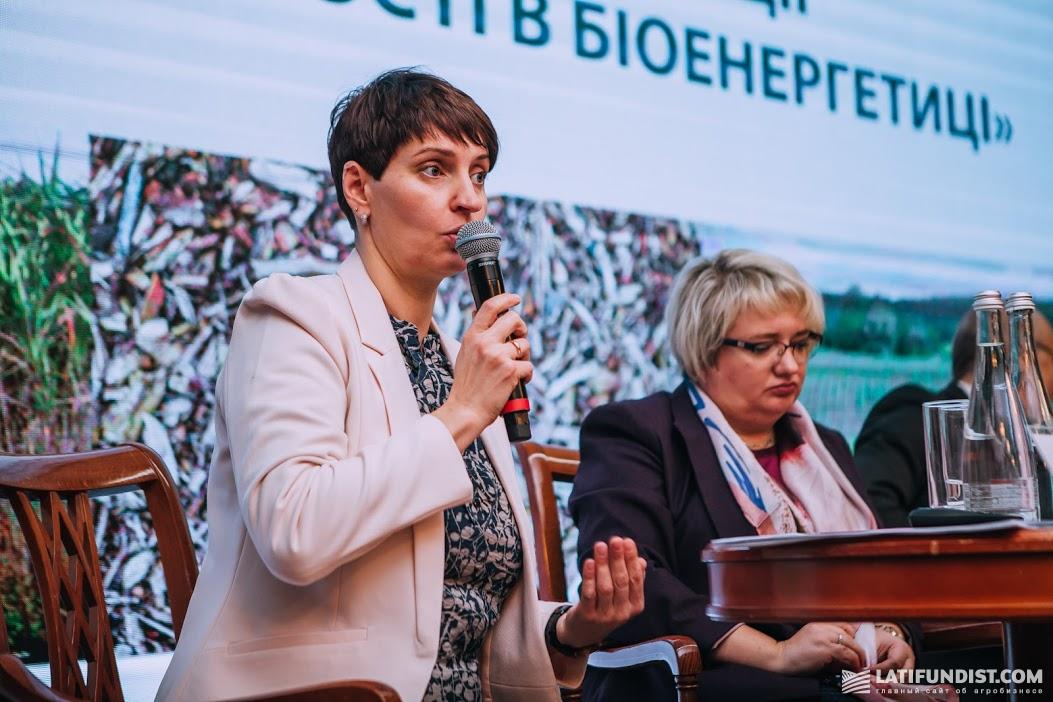 Татьяна Маркута, ведущий специалист отдела энергоэффективности и изменения климата ЕБРР в Украине