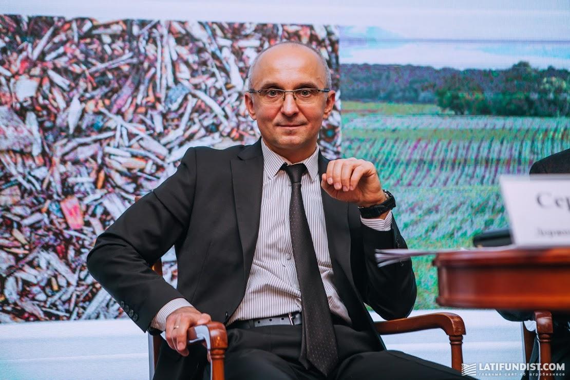 Сергей Савчук, председатель Государственного агентства по энергоэффективности и энергосбережению Украины