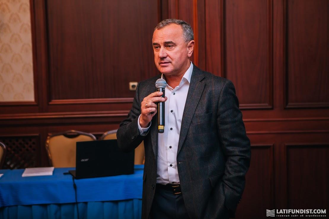 Александр Домбровский, Глава правления Global 100RE Ukraine, президент «МХП Эко Энерджи»