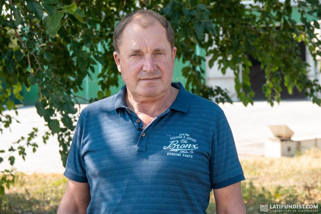 Василий Лымарь, главный технолог компании «Агропрайм Холдинг» группы компаний «Агрейн»